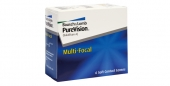 PureVision Multi-Focal Contact Lenses 6 Pack