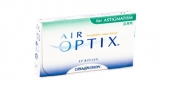 Air Optix for Astigmatism - 6 Toric Contact Lenses