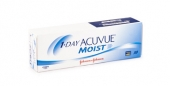 1 Day Acuvue Moist 30 Contact Lenses