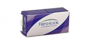 Freshlook ColorBlends  No Prescription 2 Coloured Contact Lenses