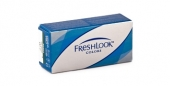 Freshlook Colors No Prescription Coloured Contact Lenses (2 Pack)