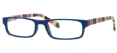 Plastic Reading Glasses with Multi Coloured Arms