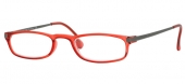 Half Moon Plastic Reading Glasses