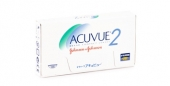 Acuvue 2 -Pack of 6 Contact Lenses