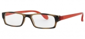 Two Tone Plastic Reading Glasses
